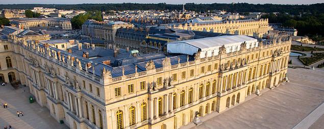 Chateau de Versaille