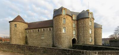 Musée Caffiers Château-Musée de Boulogne-Sur-Mer