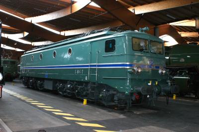 Musée Mulhouse Cité du Train