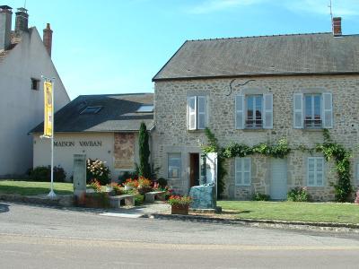 Musée Vignes Maison Vauban