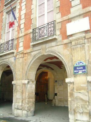 Musée Les Lilas Maison de Victor Hugo