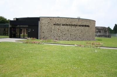 Musée La Bazoge Montpinçon Musée Archéologique Départemental de Jublains