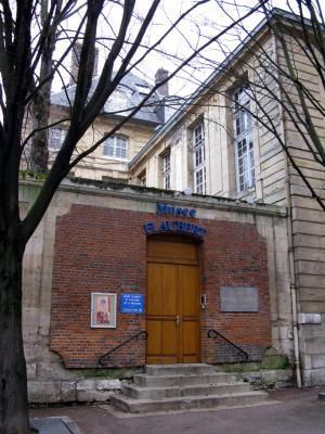 Musée Saint André sur Cailly Musée Flaubert et d'Histoire de la Médecine
