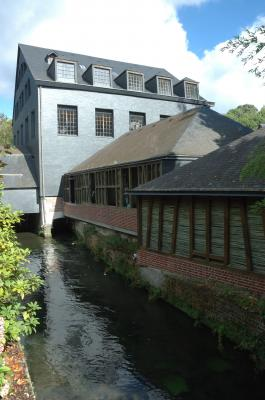 Musée Saint André sur Cailly Musée Industriel de la Corderie Vallois