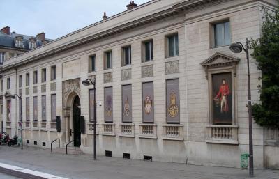 Musée Paris 1er Arrondissement Musée National de la Légion d'Honneur et des Ordres de Chevalerie