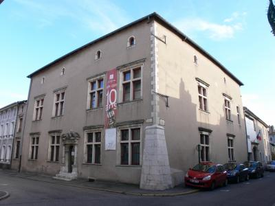 Musée Pournoy la Chétive Musée  au Fil du Papier