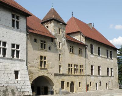 Musée Chapeiry Musée-château d'Annecy