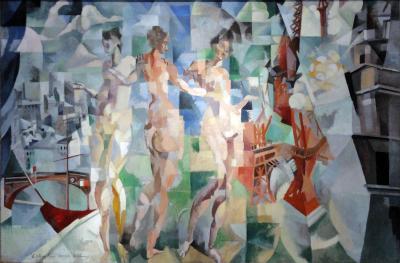 Musée Saint Gratien Musée d'Art Moderne de la ville de Paris