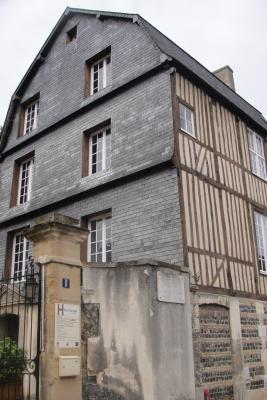 Musée Angerville l'Orcher Musée de l'Ancien Havre