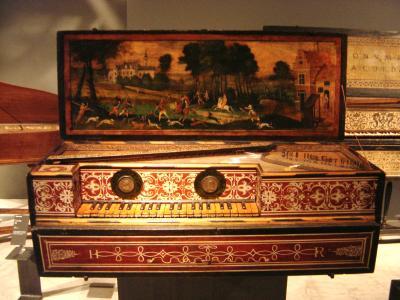 Musée Louvres Musée de la Musique