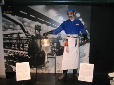 Musée Grenoble Musée de la viscose