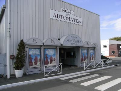 Musée Colombes Musée des Automates