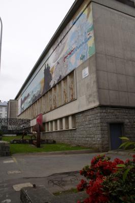 Musée Lampaul Ploudalmézeau Musée des Beaux-Arts de Brest