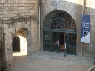 Musée Huez Musée des Troupes de Montagne