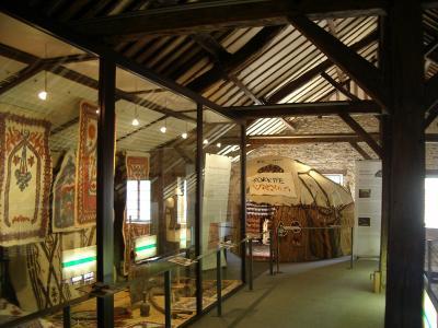 Musée Bosseval et Briancourt Musée du Feutre