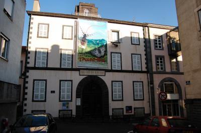 Musée Tourzel Ronzières Muséum d'Histoire Naturelle Henri-Lecoq