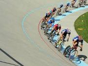 Piste de cyclisme Vers