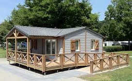 Location de Bungalows La Forest Landerneau 29