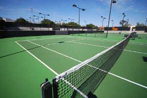 Localisez Tous les Courts de Tennis de Beauvoir en Royans
