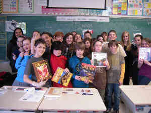 Écoles primaires du public et du privé de Cerqueux