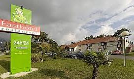 Fasthotel Arandas  Hôtel le Plus Proche Avis Prix