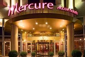 Mercure Brest  Hôtel le Plus Proche Avis Prix Photos et Carte