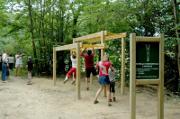 Parcours sportifs proches de Fontvieille