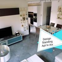 Appart Hotel Vitrolles Design Standing Apt in Aix