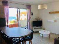 Résidence de Vacances Corse Algajola - Charmant appartement vue mer - F3 5MARE