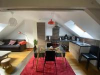 Résidence de Vacances Amiens Appartement hyper centre cathédrale avec parking gratuit