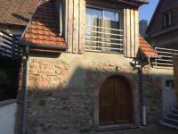 gite Griesheim près Molsheim Gîte à Andlau