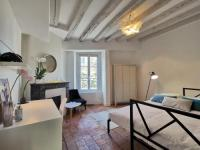 Résidence de Vacances Angers Appartement chaleureux, vue sur la Maison Adam