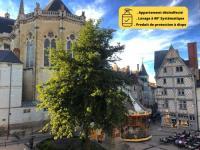 Résidence de Vacances Angers Charmant Appartement, Vue Imprenable Maison d'Adam