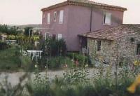 Location de vacances Lagarde d'Apt La Bastide des Raisins