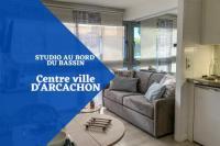 Location de vacances Arcachon Le studio de la plage centrale