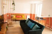 Appart Hotel Argenteuil Cocon design et coloré à 10 min de Paris centre !