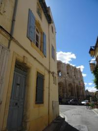 Appartement Arles Appartement du Refuge Patangarles