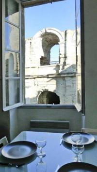 Location de vacances Arles Studio meublé face au arénes dARLES
