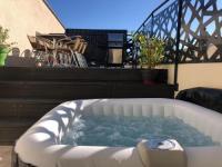 Résidence de Vacances Ruffey lès Beaune La terrasse d'Archibald