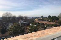 Résidence de Vacances Saint Genès de Lombaud vue panoramique sur Bordeaux
