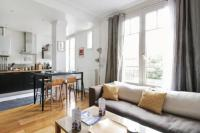 Résidence de Vacances Boulogne Billancourt Cozy and bright flat closeRoland-Garros and Parc des Princes
