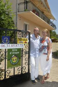 gite Montredon Labessonnié Gite Agnes et Olivier