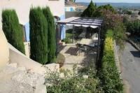Résidence de Vacances Souvignargues RdC-villa_2Pieces 35m2_domine la plaine entre NIMES_CEVENNES_MER