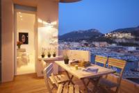 Appartement Cassis Les Barques, Vue splendide sur le port de Cassis
