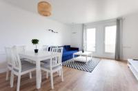 Résidence de Vacances Courbevoie Bright apt with superb view and terrace