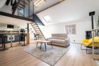 Résidence de Vacances Tourcoing Magnifique Loft , Proche Métro Lille