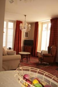 Résidence de Vacances Fougerolles Appartement gelijkvloers met prive tuin