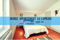 Résidence de Vacances Dijon DOUBLE APPARTEMENT LA CAPUCINE - LE FORMEL