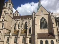 Résidence de Vacances Bourgogne Studio sur cour intérieure centre historique St Benigne ( pas de vue) calme