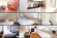 Appart Hotel Dunkerque Appartements 6 Personnes Dunkerque Plage - Wifi et parking gratuits - Lits confort